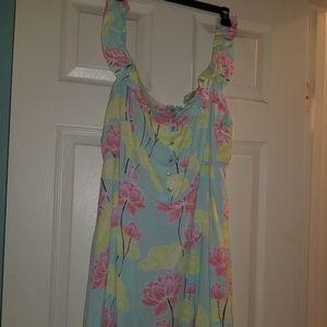 Forever21+ Floral Dress